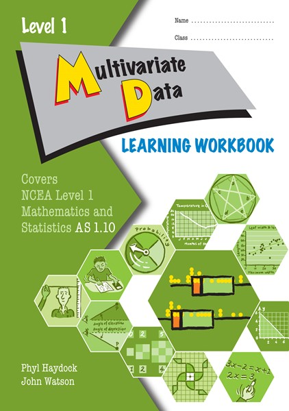 Lwb Level 1 Multivariate Data 1.10 Learning Workbook - pr_429137