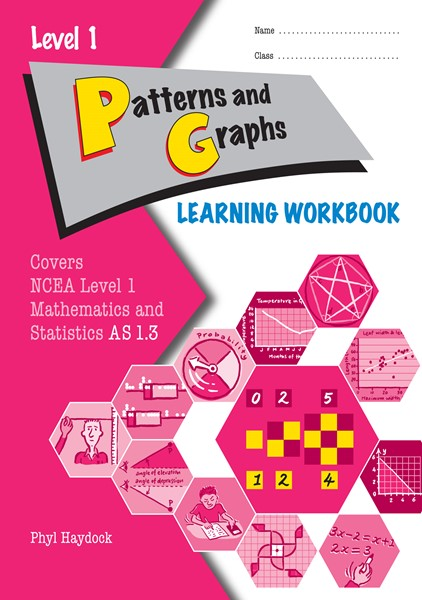 LWB Level 1 Patterns and Graphs 1.3 Learning Workbook - pr_429140