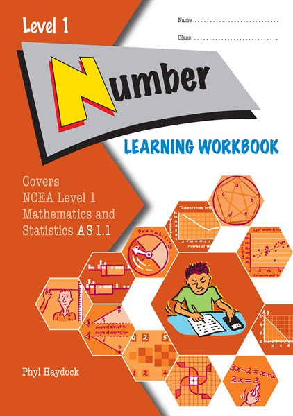 LWB Level 1 Number 1.1 Learning Workbook - pr_429138