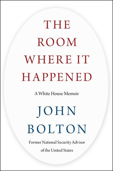 The Room Where It Happened: A White House Memoir - pr_1775736