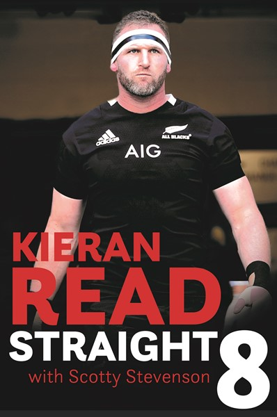 Kieran Read: Straight 8 - pr_431007