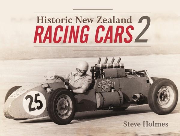 Historic New Zealand Racing Cars Vol 2 -