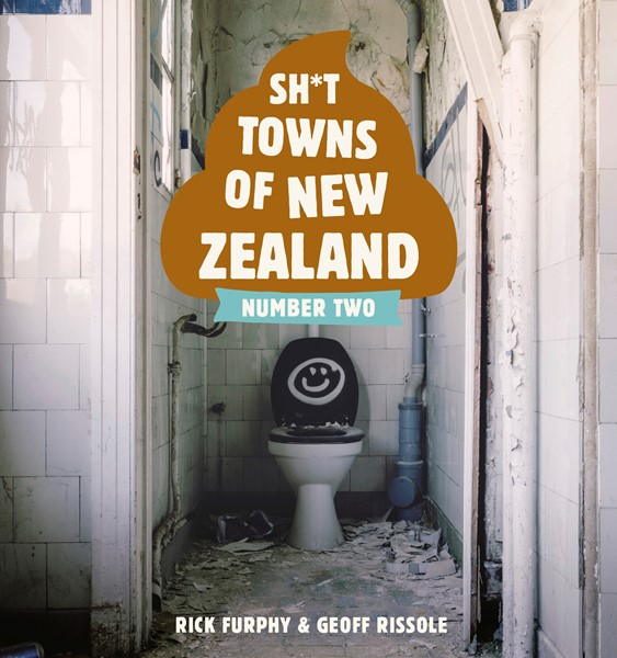 Sh*T Towns of New Zealand Number Two - pr_1700271