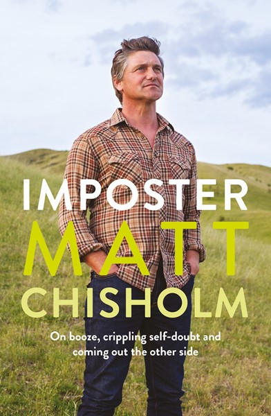 Imposter: On booze, crippling self-doubt and coming out the other side -