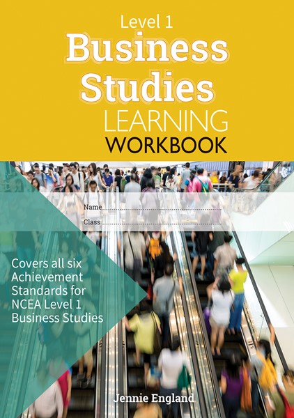 LWB NCEA Level 1 Business Studies Learning Workbook - pr_429211