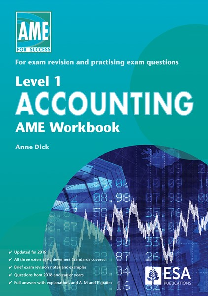 AME NCEA Level 1 Accounting Workbook 2019 - pr_429202