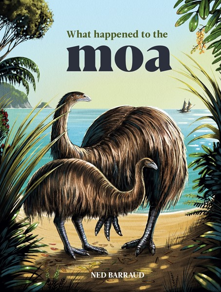 What Happened To The Moa - pr_1837749