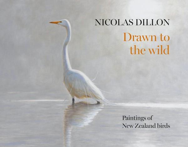 Nicolas Dillon Drawn to the Wild: New Zealand Bird Painting - pr_1837756
